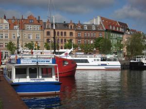 Pension Zur Fährbrücke, Hotel  Stralsund - big - 142