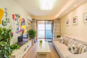 obrázek - Chengdu Jiwu Aparthotel-Wuhouci Jinli Branch
