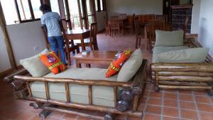 Ichumbi Gorilla Lodge, Лоджи  Kisoro - big - 45