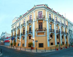 Antiguo Hotel Europa, Санто-Доминго