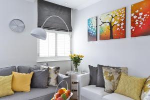 Drayton, Апартаменты  Лондон - big - 21
