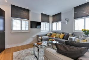 Drayton, Апартаменты  Лондон - big - 26