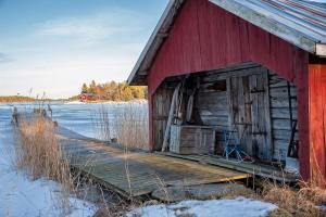Kirjais Kursgård, Holiday homes  Nauvo - big - 81