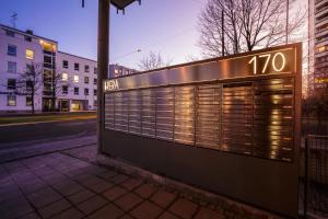 Brera Serviced Apartments Munich, Aparthotels  München - big - 21