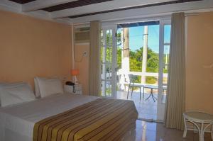 Hotel Residencial Portoveleiro, Гостевые дома  Кабу-Фриу - big - 74