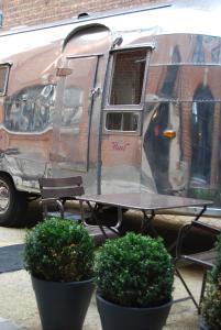 Hotel Vintage Airstream - Brussels