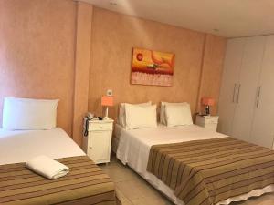 Hotel Residencial Portoveleiro, Гостевые дома  Кабу-Фриу - big - 81