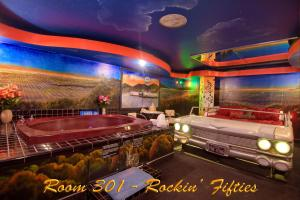 Accommodation in Yucca Valley