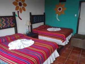 Hotel y Restaurante Chi Swan, Hotels  Cerro de Oro - big - 49