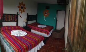 Hotel y Restaurante Chi Swan, Отели  Серро-де-Оро - big - 50