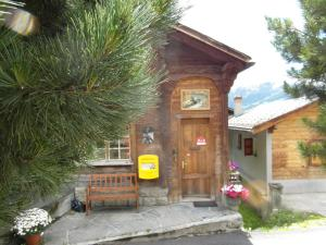 Chez Angèle - Accommodation - Verbier