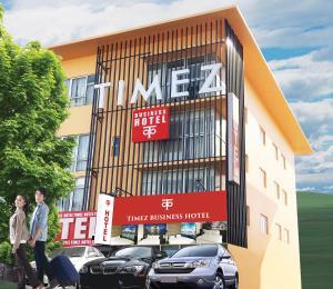 Timez Business Hotel - Kampong Baharu Balakong