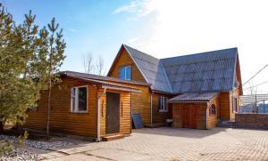 Коттедж На Стрелке, Великий Новгород