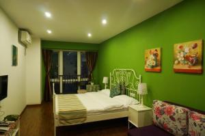 Chongqin Rongshuxia Youpin Apartment, Appartamenti  Chongqing - big - 10