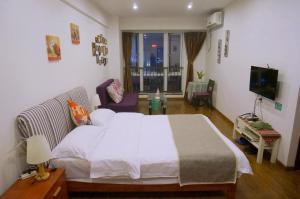 Chongqin Rongshuxia Youpin Apartment, Appartamenti  Chongqing - big - 18