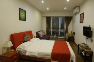 Chongqin Rongshuxia Youpin Apartment, Appartamenti  Chongqing - big - 17