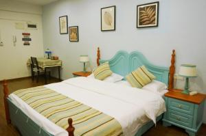 Chongqin Rongshuxia Youpin Apartment, Appartamenti  Chongqing - big - 20