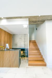 Borralha Guest House, Panziók  Vila Real - big - 78