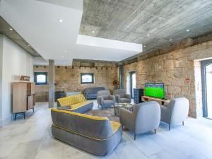 Borralha Guest House, Panziók  Vila Real - big - 80