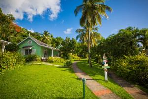 East Winds St. Lucia, Penziony – hostince  Gros Islet - big - 21