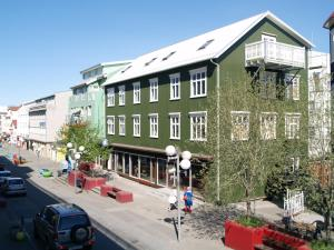 Akureyri Backpackers, Акурейри