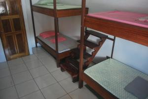 Bed in 8-Bed Mixed Dormitory Room Passifloras Hostel