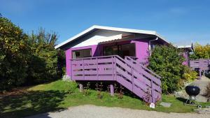 Purple House, Pensionen  Arrowtown - big - 1