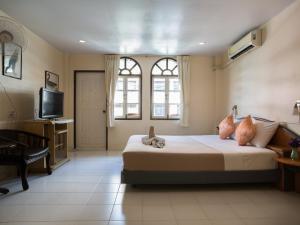 Stefan's Guesthouse, Penziony  Jomtien - big - 88