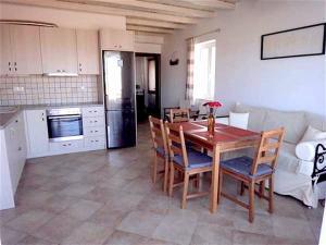 Orange Apartment Antiparos Greece