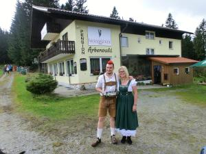 Hostales Baratos - Pension Arberwald