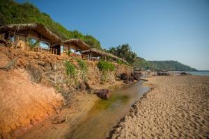 Blue Lagoon Resort Goa, Курортные отели  Кола - big - 124