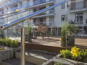 VacationClub Bałtycka Apartment z dostępem do strefy SPA