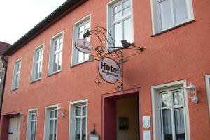 Hotel Bürgerstube - Bahnhof Leitstade