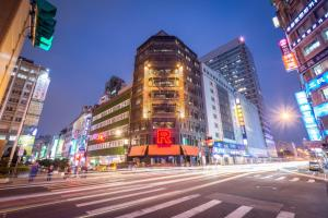 Hotel Relax 5, Hotels  Taipeh - big - 87