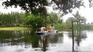 Rai Lung Tui Homestay, Magánszobák  Pracsuap Khirikhan - big - 76