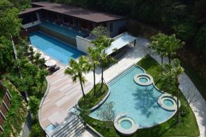 Fuli Hot Spring Resort, Szállodák  Jücsi - big - 63