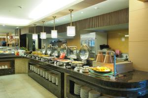 Fuli Hot Spring Resort, Szállodák  Jücsi - big - 38
