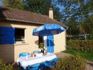 . Simple holiday home with an oven in the heart of Burgundy