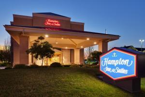 Hampton Inn & Suites Sacramento-Airport-Natomas - Hotel - Sacramento