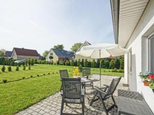 Holiday home Am Oderhaff - Leopoldshagen