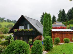 Holiday home An Der Fichtelbergbahn 1 - Cranzahl