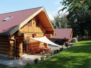 Holzhaus Brotterode - Laudenbach