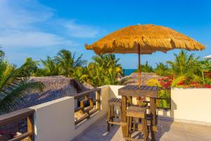 Villa with Sea View Caribbean Beach Cabanas - A PUR Hotel