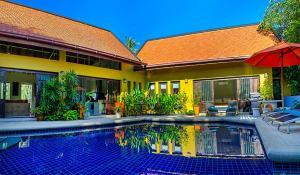Palm View Villa, Vily  Lamai - big - 1