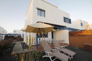 Casa Azul, Playa Blanca