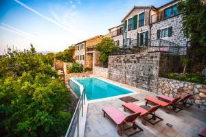 Klinci Village Resort, Aparthotely  Luštica - big - 44