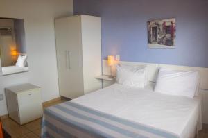 Hotel Residencial Portoveleiro, Гостевые дома  Кабу-Фриу - big - 86