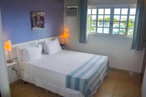 Hotel Residencial Portoveleiro, Гостевые дома  Кабу-Фриу - big - 84