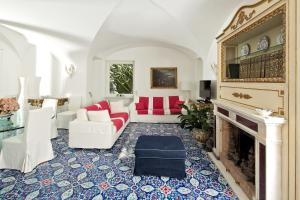 Villa Silia, Апартаменты  Капри - big - 83