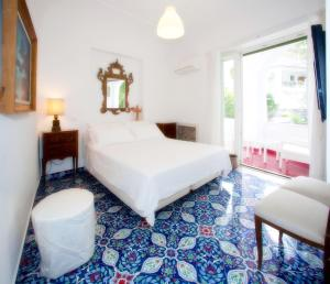 Villa Silia, Апартаменты  Капри - big - 66